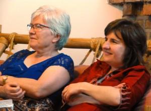 Helen & Bronwen Davies
