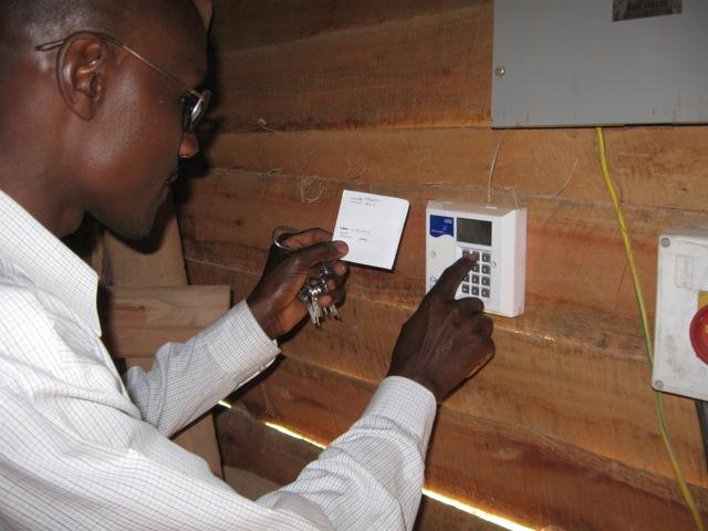 Power Company   Church of Uganda – Kisiizi Hospital