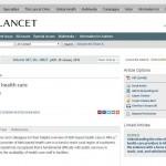 Lancet Jan 16 letter