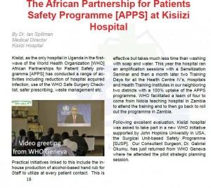 upmb newsletter KH