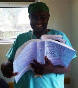 bma books surgical consultant