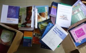 bma books unpack