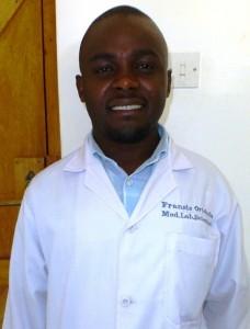 Francis Orishaba