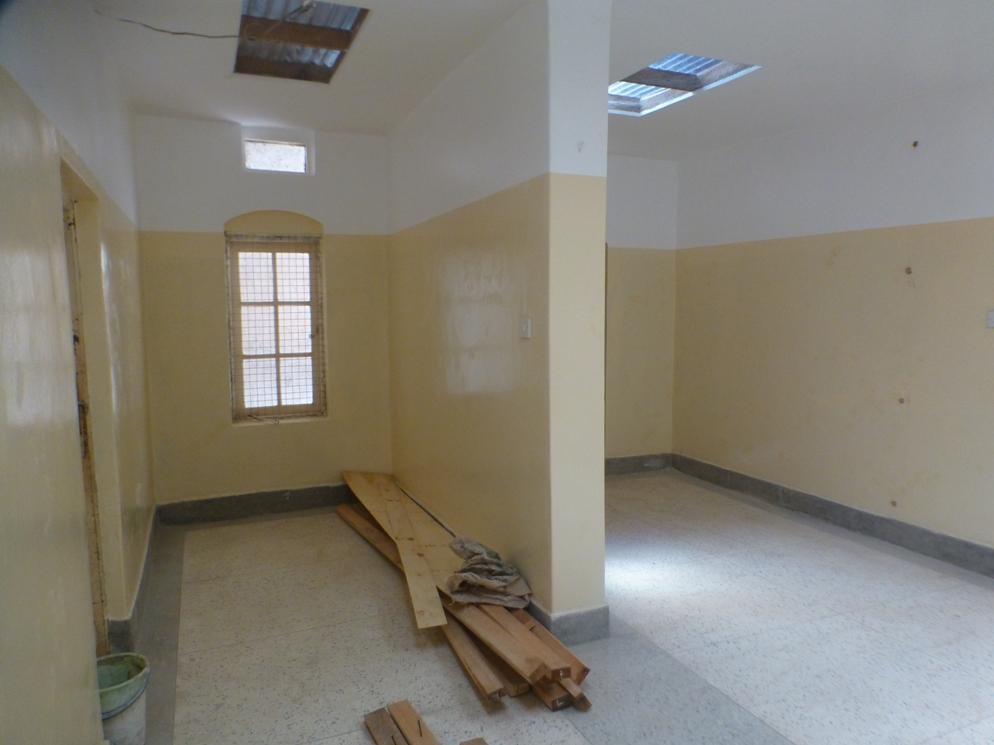 ANC room progress