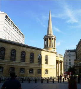 All Souls Church, London